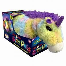Light Pet My Pillow Pets Glow Pets Tie Dye Unicorn 16 In