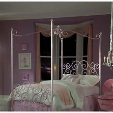 standard furniture princess canopy bed reviews wayfair