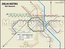 Delhi Metro Price Chart Delhi Metro Map Delhi Metro Route Map Metro Map Of Delhi