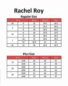 Raquel Allegra Size Chart Roy Roy Clothing Size Chart Women S Tie
