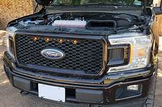 2018 F 150 Lights 2018 2020 F150 With Stx Or Lariat Special Edition Grille