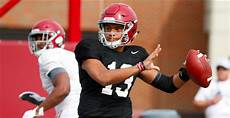 Alabama Rb Depth Chart Projecting Alabama S Depth Chart After First Spring Scrimmage
