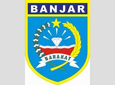Logo Kabupaten Banjar   Kumpulan Logo Indonesia