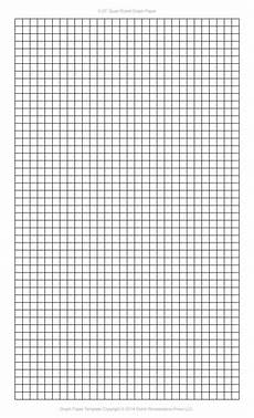 Graph Paper 8x11 Graph Paper Template Quarter Inch Bead Pattern Free