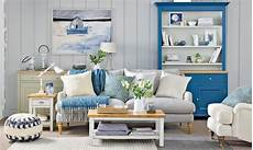 Living Room Coastal Living Rooms To Recreate Carefree Days