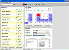 Attendance Management System Template Attendance Management System 1 0 Free Download