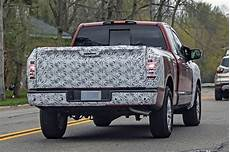 2020 Nissan Titan Updates by 2020 Nissan Titan Spied The Truck Gets A Mid Cycle