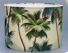 Palm Leaf Light Shade Tropical Coconut Palm Trees Lampshade Felt