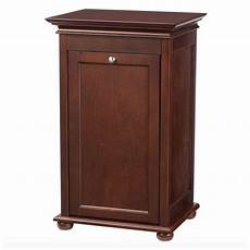 Costway Wooden Laundry Cabinet Bin Chest Storage Cupboard Home by Single Tilt Out Wood Laundry Clothes Her Bin Storage