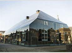Szklany dom w Holandii   Z nosem w projekcie