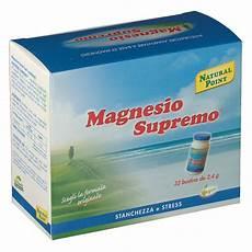 le proprietã magnesio supremo magnesio supremo 174 bustine shop farmacia it