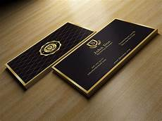 Printing Business Cards Template Gold And Black Business Card Business Card Templates On