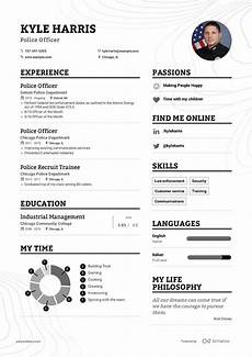 Sample Resume Police Officer Cfo Resume Example And Guide For 2019
