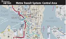 Day Pass Seattle Light Rail Every City With A Public Transit Network Should Copy
