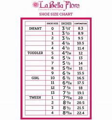 Infant And Toddler Shoe Size Chart Girl Shoe Size Chart Cm