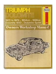 Manuals 9 Classic Emporium Rare Amp Collectable Automobilia