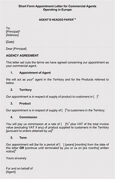 Sample Appointment Letter Download 60 Samples Of Appointment Letter Format In Pdf And Word