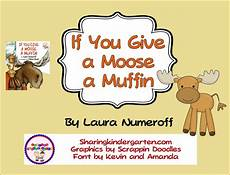 If You Give A Moose A Muffin Pdf Blog Hoppin If You Give A Moose A Muffin