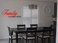 home decor wall family gathers here kitchen wall sticker wall vinyl