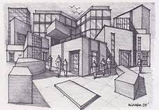 Architecture Design Drawing Techniques Drawing Techniques Zone Amp Architecture Info How To Draw A