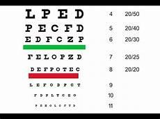 Illinois Dmv Eye Chart How Good Is Your Eyesight Test Doovi