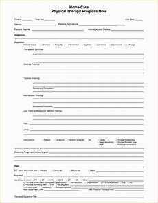 Soap Notes Physical Therapy 9 Sample Soap Notes For Physical Therapy Proposal Resume