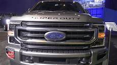 ford platinum 2020 2020 ford f 350 platinum duty exterior and