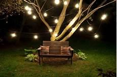 Garden String Lights Ideas Vintage Outdoor String Lights Ideas Homesfeed