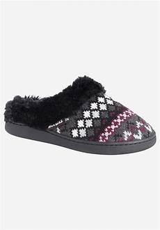 Men S Muk Luks Slippers Size Chart Suzanne Clog Slipper By Muk Luks Plus Size Slippers