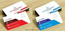 Visiting Card Format Download Free Business Card Template Vol 21 Cdr Format Corelpro