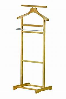 clothes valet stand for sahalie clothes valet hanger rubberwood with stainless steel cross
