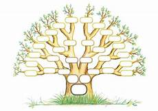 Family Tree Outlines Free 15 Free Family Tree Template Chart Amp Diagram In Pdf