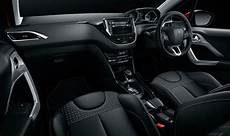 2008 Interior Design The Economical Peugeot 2008 Compact Crossover Has Received
