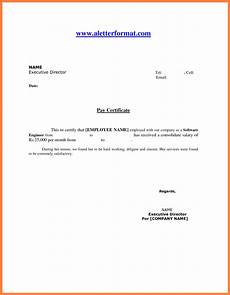 Salary Received Letter Format 9 Salary Receiving Letter Format Simple Salary Slip