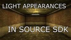 Source Sdk Light Light Appearances In Source Sdk Hammer Youtube