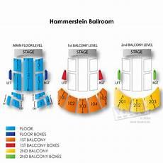 Hammerstein Ballroom Seating Chart Hammerstein Ballroom Tickets Hammerstein Ballroom