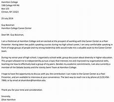 Cover Letter For College Student College Student Worker Cover Letter Sample Ipasphoto