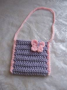 crochet purse toddler purse crochet purse with