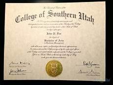 Fake College Certificates Fake College Diploma Sample