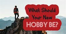 What Is Your Hobbies What Should Your New Hobby Be Quiz Quizony Com