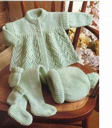 baby knitting pattern baby coat sweater hat and