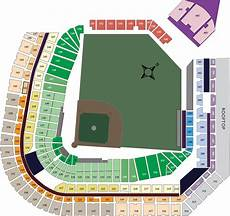 Coors Field Detailed Seating Chart Rows Wrigley Field Seating Chart With Rows And Seat Numbers