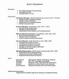 How To Fill Resumes 12422 With Images Resume Template Word Job Resume