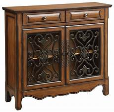 coaster accent cabinets traditional accent cabinet in
