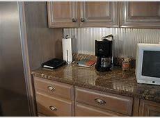 galvanized backsplash   Backsplashes « ATI ATI   Backsplash, Kitchen design, Tin walls