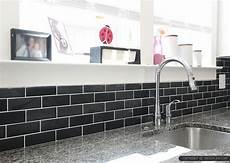 black kitchen backsplash black slate backsplash tile new caledonia granite
