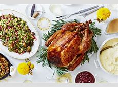 How to Easily Cook Thanksgiving Dinner With Martha
