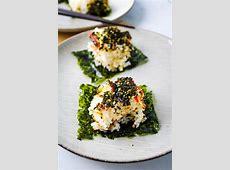 Easy Sushi Bake Recipe   Recipe in 2020   Sushi bake, Easy