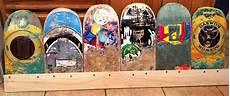 Skateboard Headboard Recycling Skateboard Into Furniture Bed Headboard In