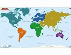 World Maps Online Buy World Best Continents Map Online